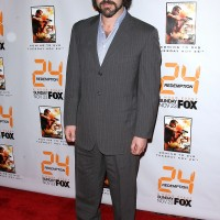 Gil Bellows at 24 Redemption Premiere in NYC