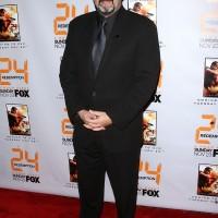 Jon Cassar at 24 Redemption Premiere in NYC