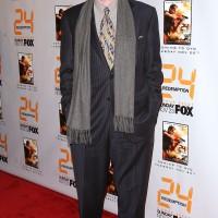 Jon Voight at 24 Redemption Premiere in NYC