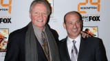Jon Voight and Howard Gordon at 24 Redemption Premiere in NYC