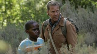 Kiefer Sutherland as Jack Bauer in 24 Redemption