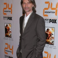 Robert Carlyle at 24 Redemption Premiere in NYC
