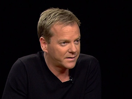 Kiefer Sutherland 2008 interview on Charlie Rose