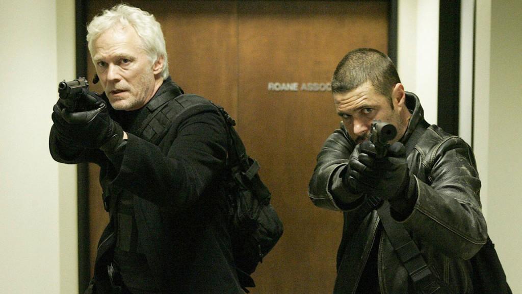 Bill Buchanan and Tony Almeida raid Dubaku's hideout in 24 Season 7 Episode 7