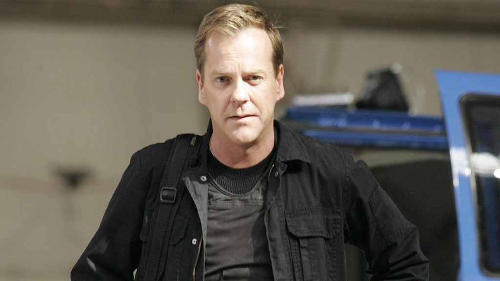 Jack Bauer in 24 Season 7 Episode 6