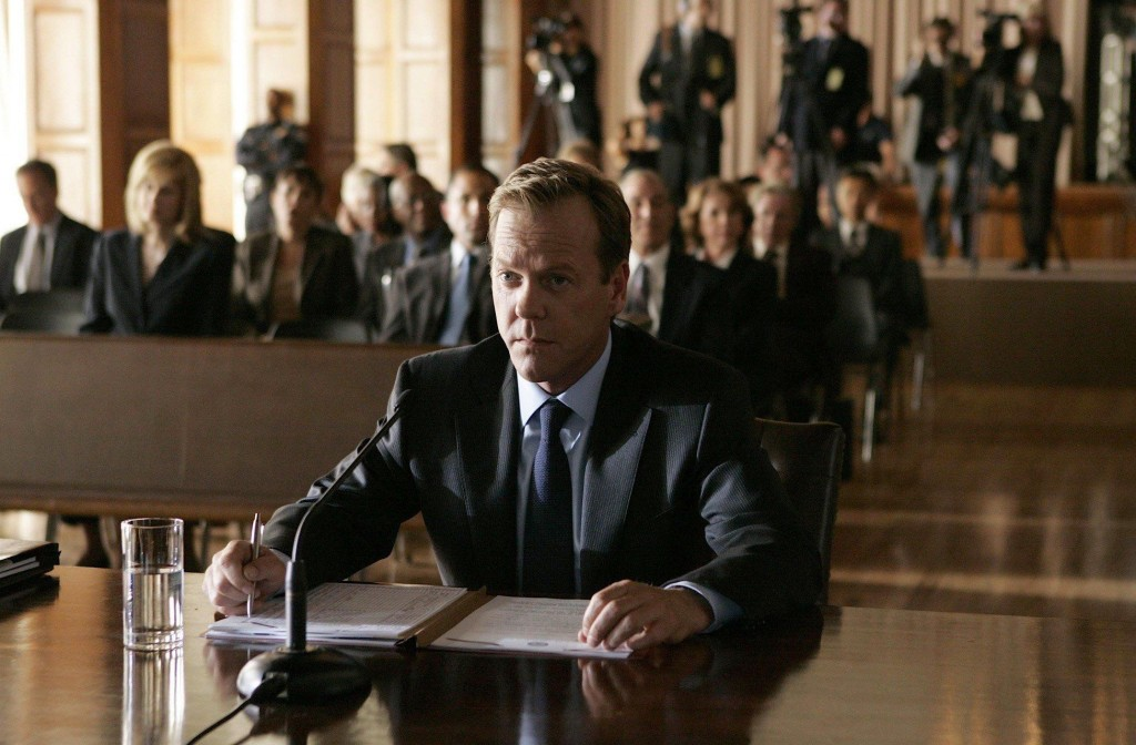 Jack Bauer Senate Hearing 24 Season 7 Episode 1