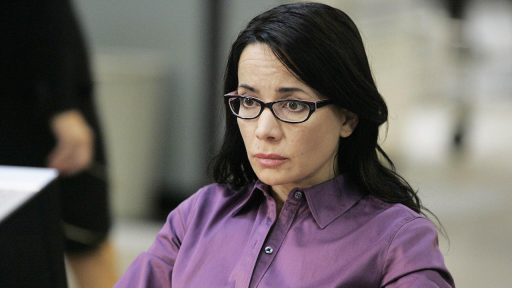 Janeane Garofalo as FBI analyst Janis Gold in 24 Season 7