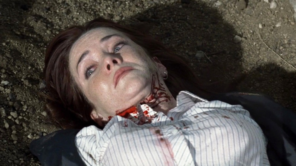 Renee Walker is shot and buried alive in 24 Season 7 Episode 5