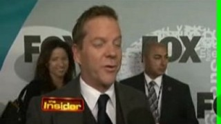 Kiefer Sutherland at Jan 2009 Fox Party The Insider