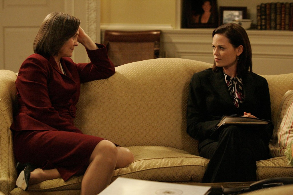 Allison and Olivia Taylor 24 Season 7 Episode 16