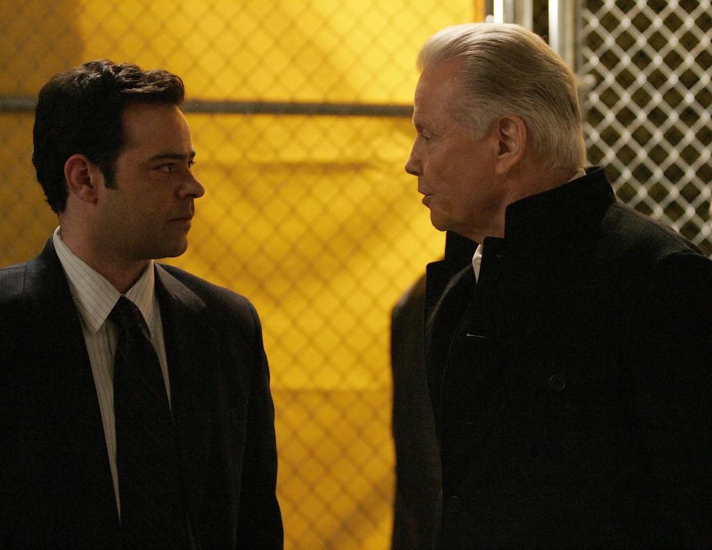 Greg Seaton and Jonas Hodges 24 Season 7 Episode 16