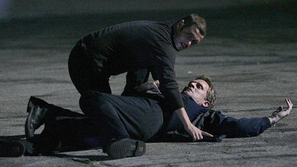 Tony Almeida kills Larry Moss in 24 Season 7 Episode 18