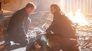 Jack Bauer and Renee Walker in 24 Season 7 Episode 19