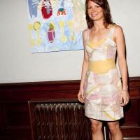 """24"" Star Mary Lynn Rajskub Art Galley Exhibit - Opening Reception"