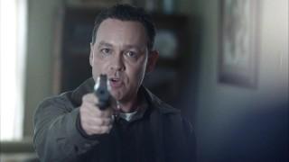 Doug Hutchison as villainous Davros in 24 Season 8