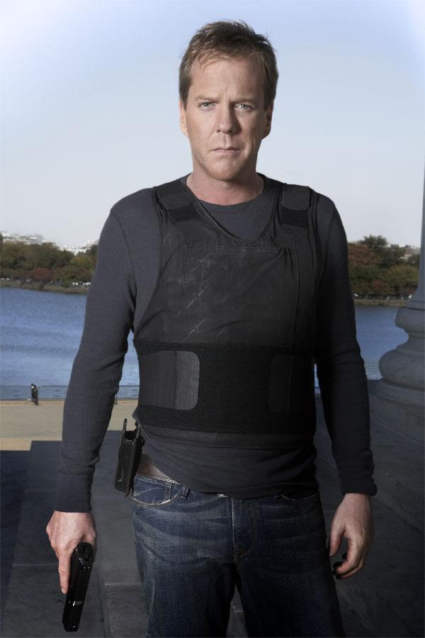 Jack Bauer 24 Season 7 Promo Pic