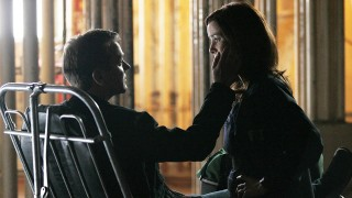 Jack Bauer and Renee Walker in the 24 Season 7 Finale