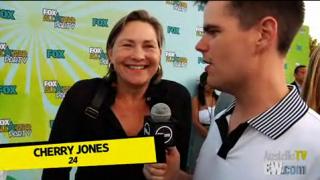 Cherry Jones Fox TCA 2009 Press Tour Interview