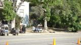 Kiefer Sutherland 24 Season 8 on location set pic