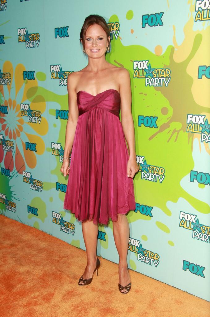 Mary Lynn Rajskub at FOX All-Star Party Summer 2009