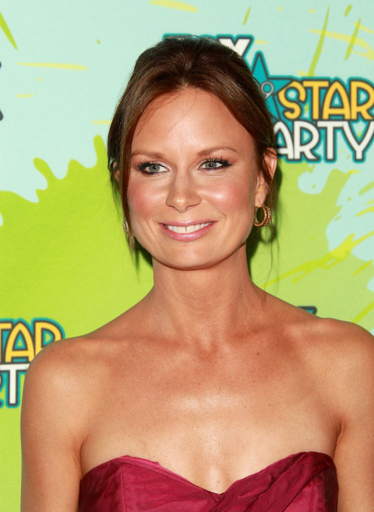 Mary Lynn Rajskub at FOX All-Star Party Summer 2009
