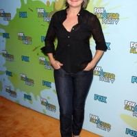 Cherry Jones at 2009 TCA Summer Tour - Fox All-Star Party