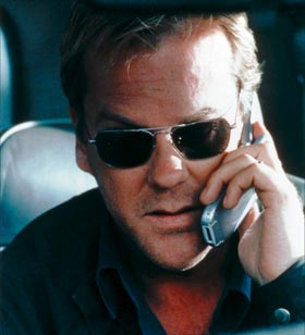 Jack Bauer cell phone Season 1