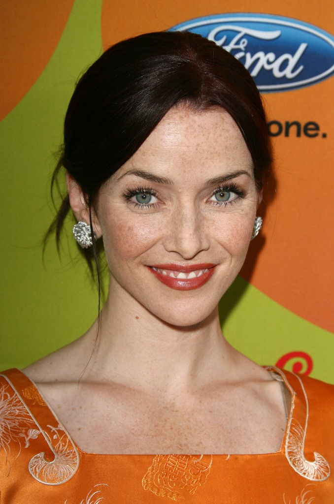 Annie Wersching FOX Fall Eco-Casino Party 001