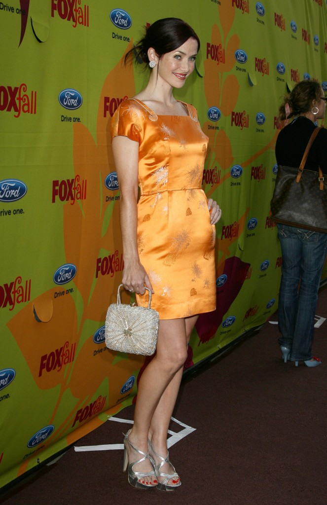 Annie Wersching FOX Fall Eco-Casino Party 003