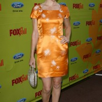 Annie Wersching FOX Fall Eco-Casino Party 004