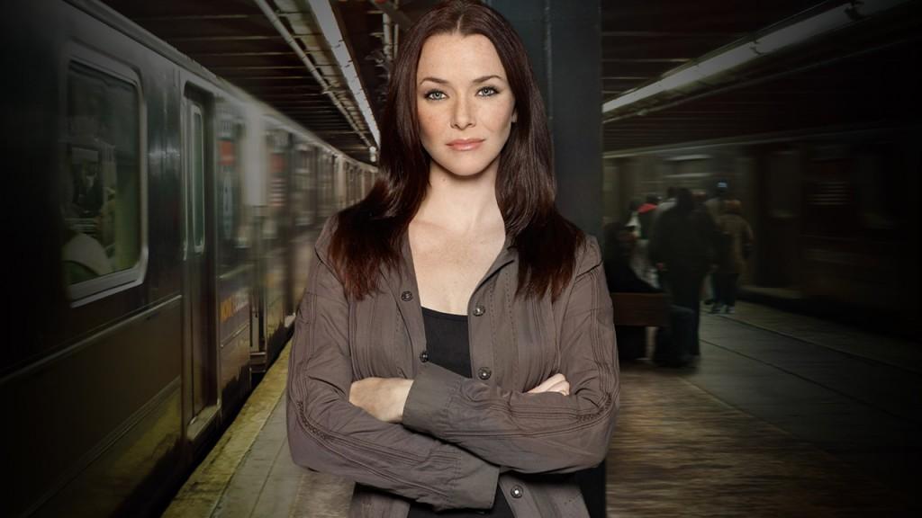 Annie Wersching as Renee Walker in 24 Season 8