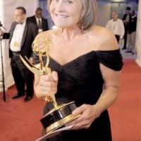 Cherry Jones 2009 Emmy Award