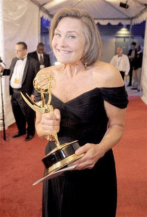 Cherry Jones 2009 Emmy Award