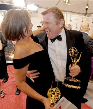 Cherry Jones 2009 Emmy Awards