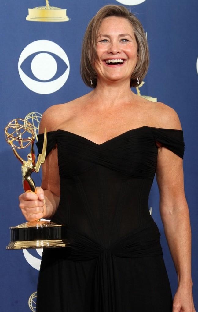 Cherry Jones Emmys 2009 004