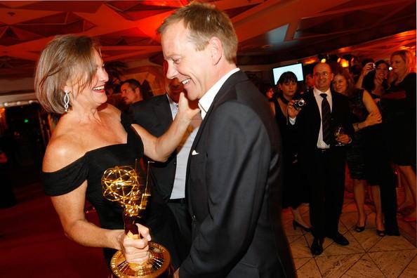 Fox Emmy After Party Cherry Kiefer