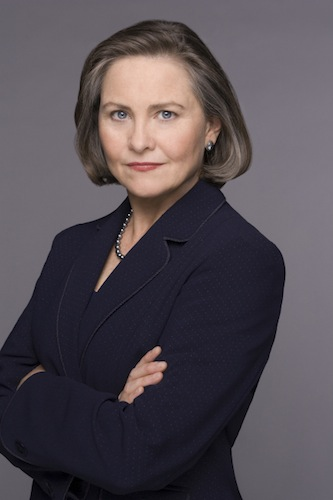 Cherry Jones as Allison Taylor 24 Season 7