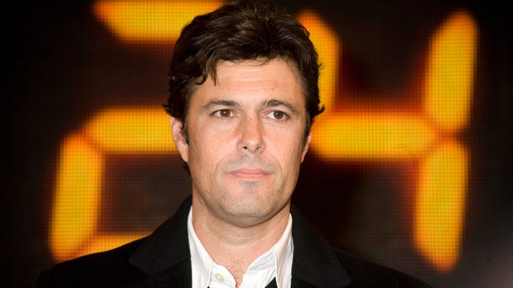 Carlos Bernard attends a DVD signing for 24 Season 7 in London