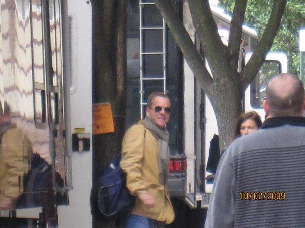 Kiefer Sutherland 24 Season 8 Promo NYC 001