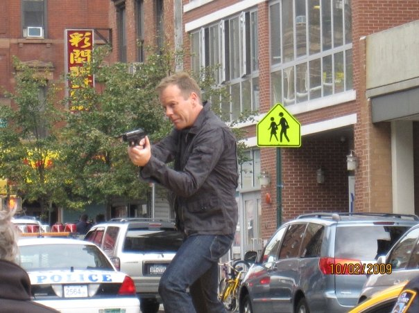 Kiefer Sutherland 24 Season 8 Promo NYC 005