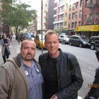 Kiefer Sutherland 24 Season 8 Promo NYC 006