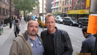 Kiefer Sutherland 24 Season 8 Promo NYC 006