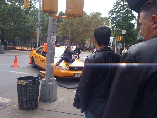 Kiefer Sutherland 24 Season 8 promo -  Chinatown NY