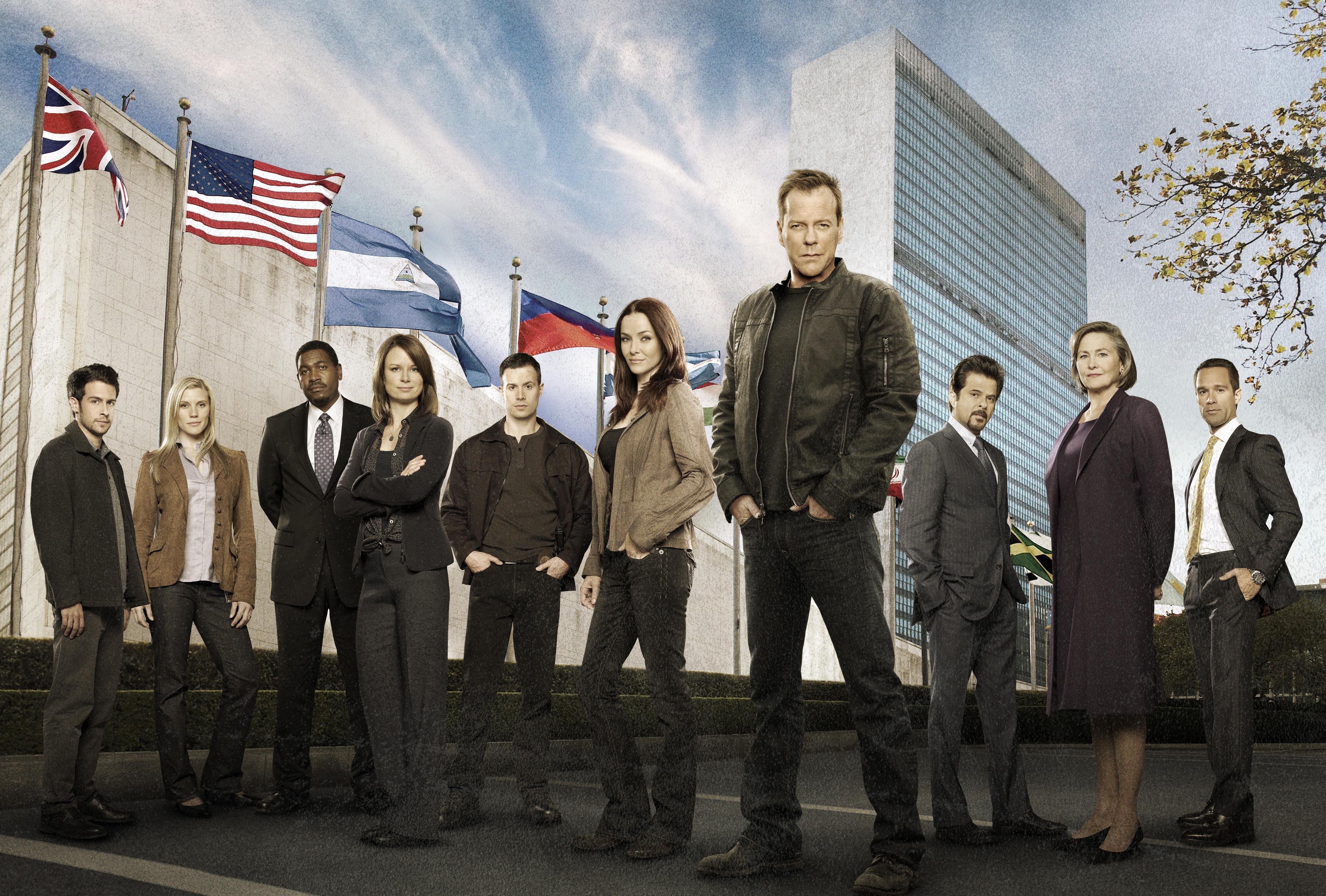 24 Serie Staffel 1