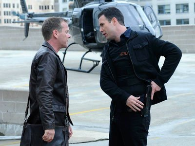 Kiefer Sutherland & Freddie Prinze Jr 24 Season 8