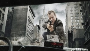 Jack Bauer Taxi Window 24 season 8