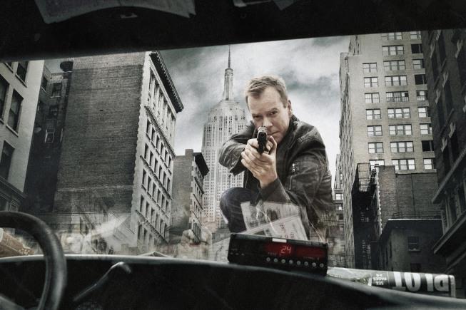 Jack Bauer Taxi Window 24 season 8