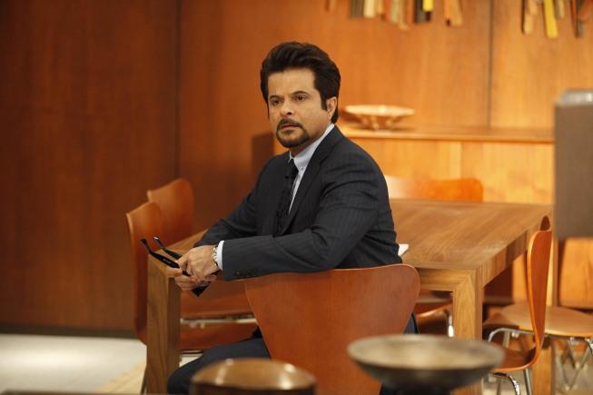 Anil Kapoor as Omar Hassan in 24 Season 8