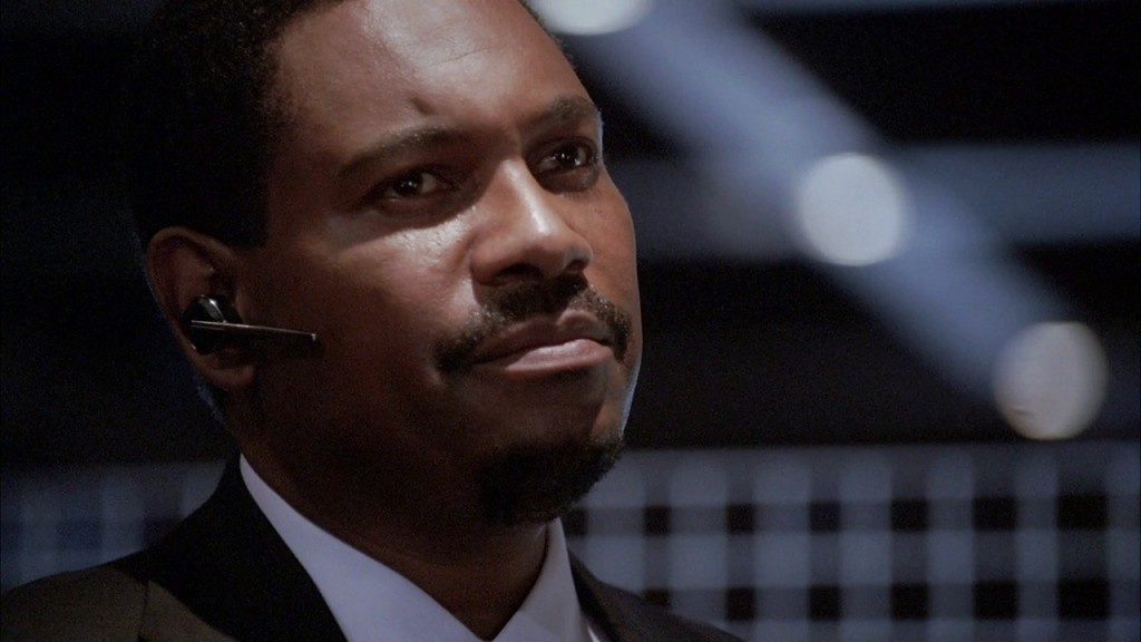 Mykelti Williamson as Brian Hastings in the 24 Season 8 premiere