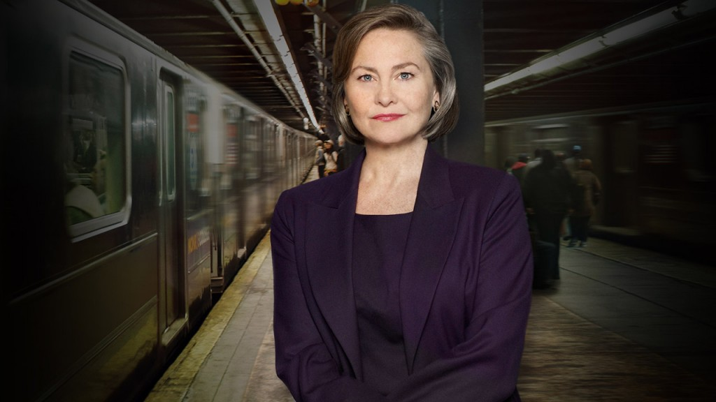 Cherry Jones as President Allison Taylor in 24 Season 8